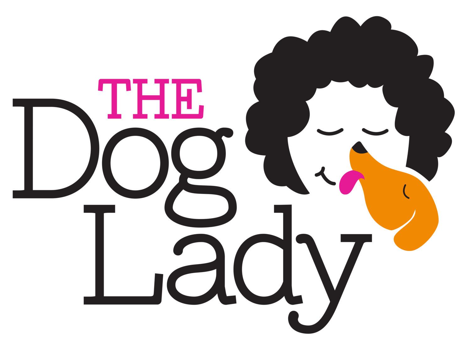 Dog growling clipart vector free Mindful Dog Project — The Dog Lady vector free