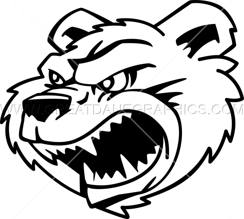 Dog growling clipart graphic black and white library Growl Clipart Group (59+) graphic black and white library