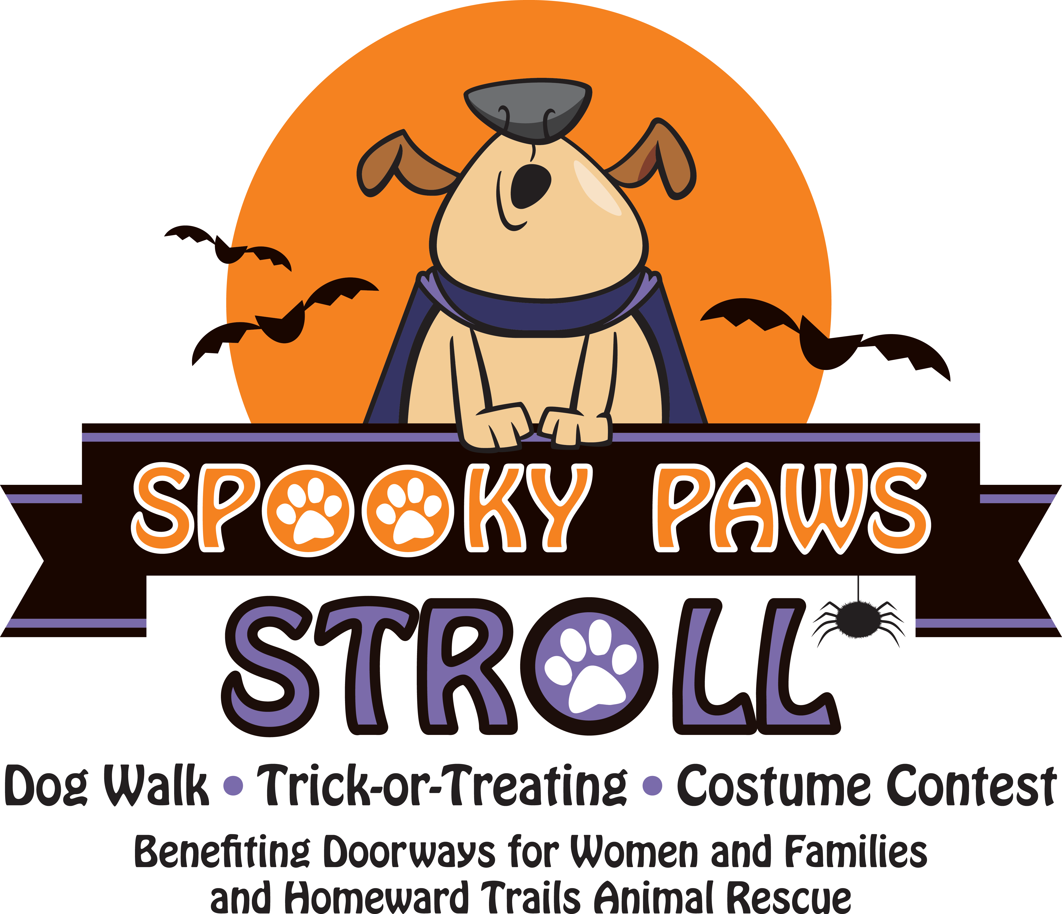 Dog halloween costume clipart png Spooky Paws Stroll and Costume Contest | Doorways for Women and Families png