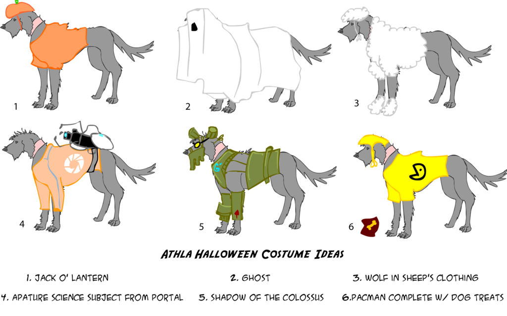 Dog halloween costume clipart banner black and white stock big dog halloween costumes by Kenu on DeviantArt banner black and white stock