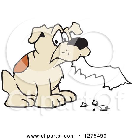 Dog homework clipart clipart vector download Dog homework clipart clipart - ClipartFest vector download