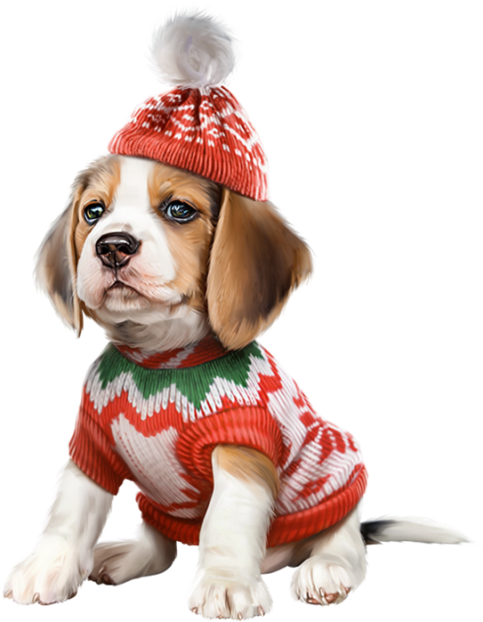 Dog in clothes clipart vector freeuse stock dogs, dog, puppies, wallpapers, drawing | Clipart 6 | Pinterest vector freeuse stock