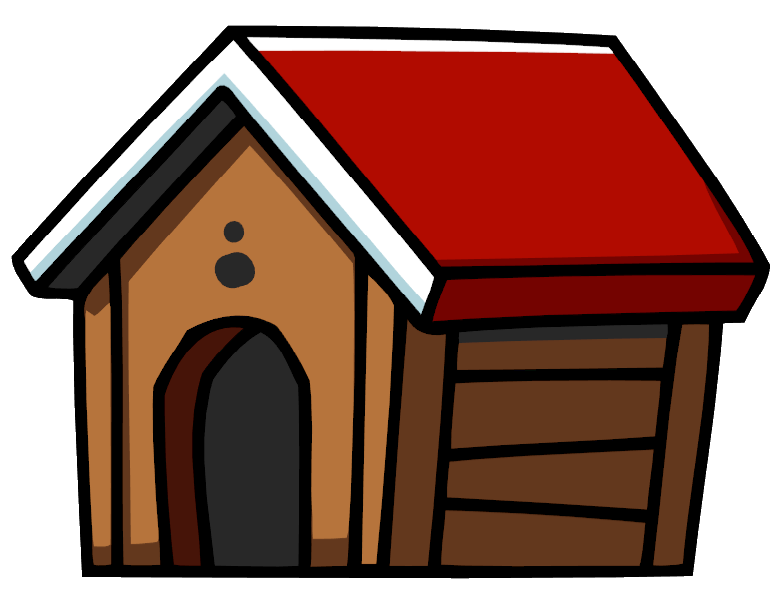 Dog kennel clipart clipart royalty free download Image - Pet House.png | Scribblenauts Wiki | FANDOM powered by Wikia clipart royalty free download