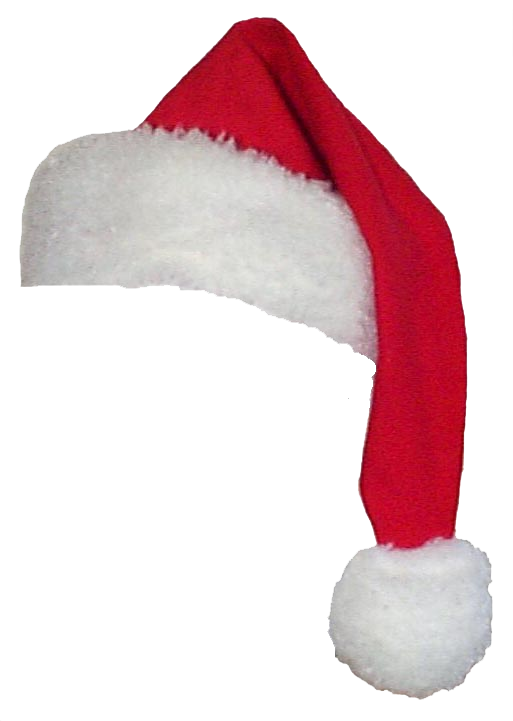 Dog in santa hat clipart picture free transparent santa hat by derse-dreamers on DeviantArt picture free