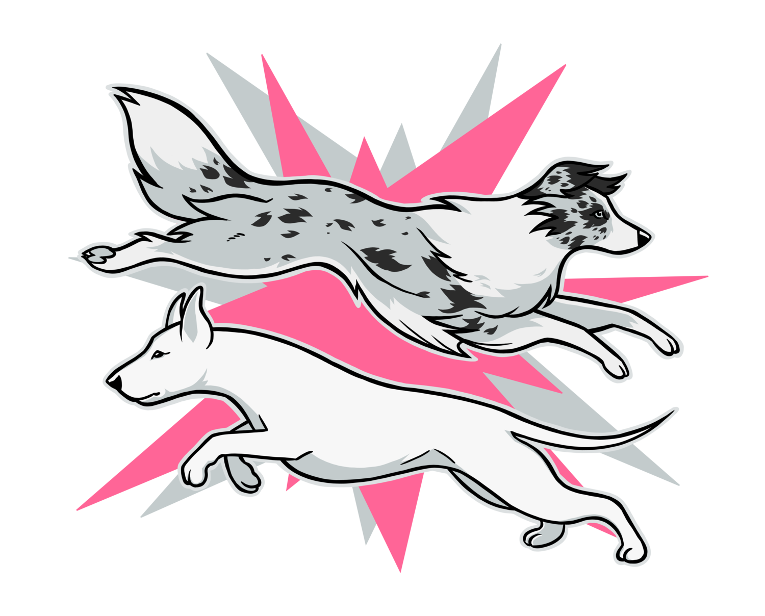 Dog jumping through hoop clipart png library About Ariana Purtee — A Purtee Pack png library