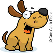 Dog laughing clipart vector library library Dog smiling clipart - ClipartFest vector library library