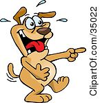 Dog laughing clipart jpg freeuse stock Cracking up laughing clipart - ClipartFest jpg freeuse stock