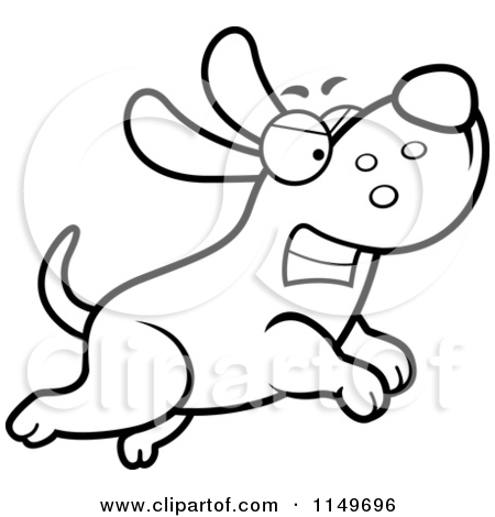 Dog max clipart clipart library download Royalty-Free (RF) Clipart Illustration of an Angry Max Dog ... clipart library download