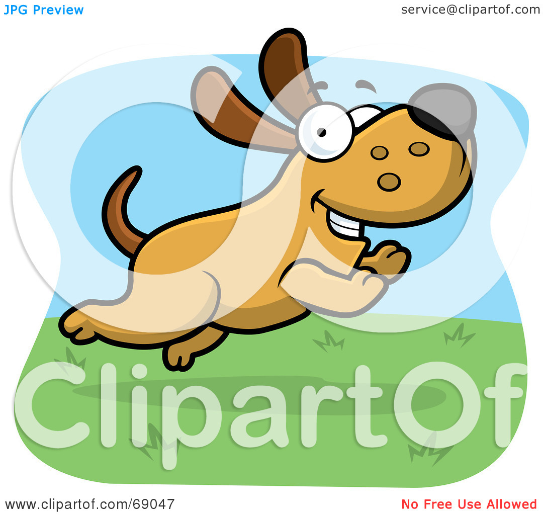 Dog max clipart image royalty free stock Royalty-Free (RF) Clipart Illustration of a Max Dog Character ... image royalty free stock