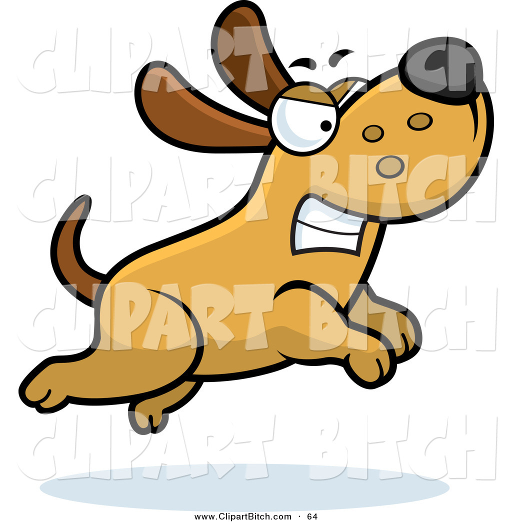 Dog max clipart clip freeuse library Clip Vector Art of a Mad Max Dog Character Chasing by Cory Thoman ... clip freeuse library