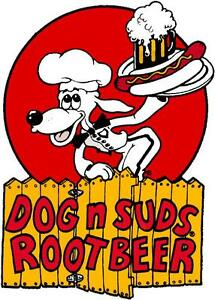 Dog n suds clipart vector stock Details about DOG N SUDS ROOTBEER VINYL STICKER (A1064) 4 INCH vector stock