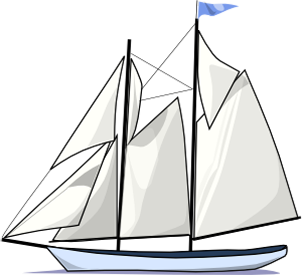 Dog on sailboat clipart png freeuse library Sailboat Clip art - Cartoon boat 597*545 transprent Png Free ... png freeuse library