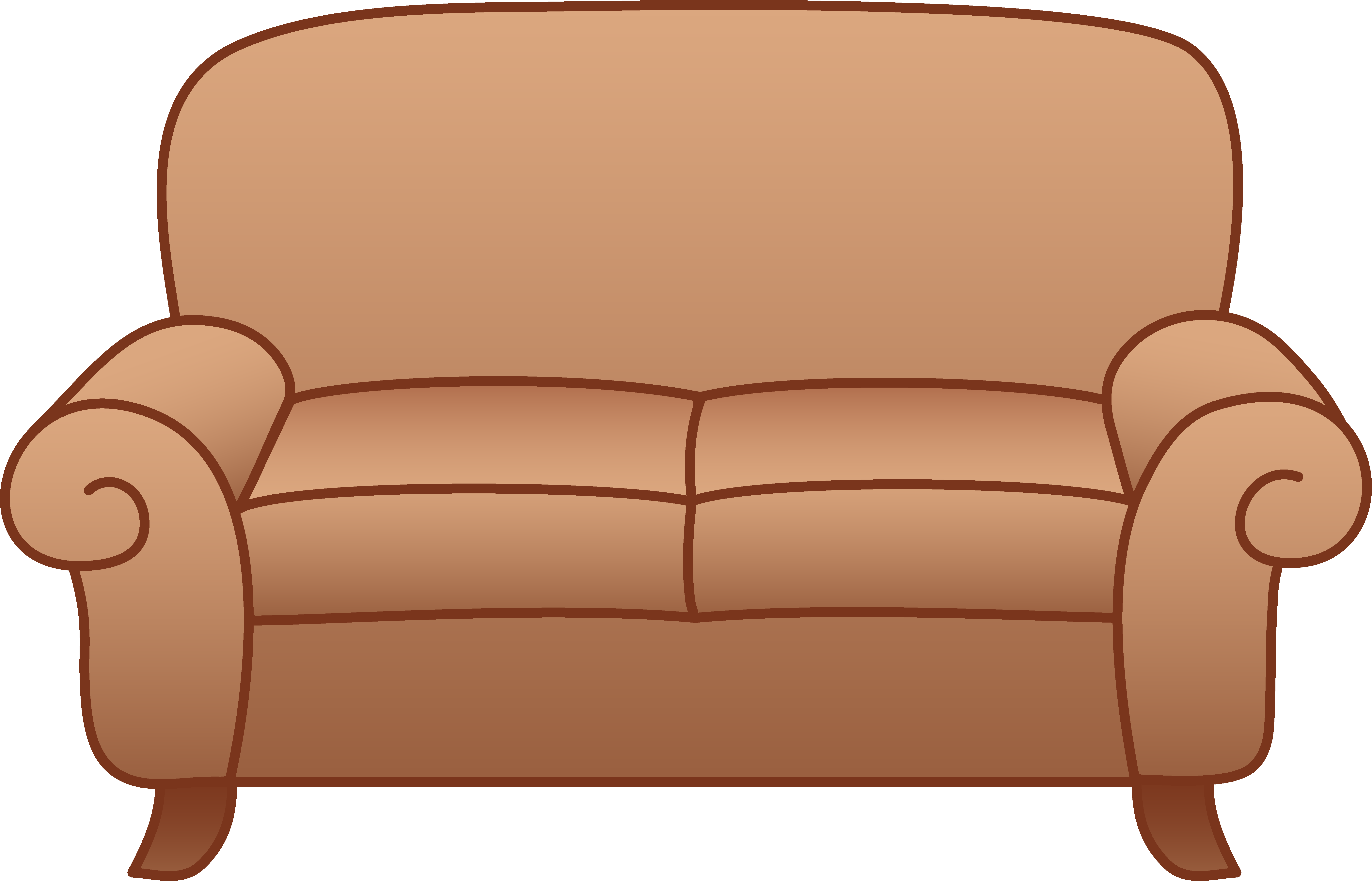 Dog on sofa clipart clip download couch-clipart-8TxneMgXc.png (6947×4462)   2016-2017 African Art Room ... clip download