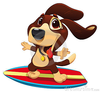 Dog on surfboard clipart royalty free library Surf Stock Illustrations – 17,446 Surf Stock Illustrations ... royalty free library