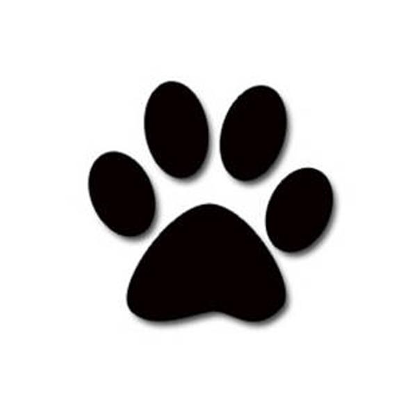 Kid ten ways to. Dog paw jpg clipart