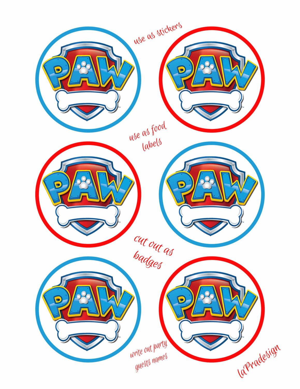 Dog paw patrol logo clipart free image free stock Dog paw patrol logo clipart free - ClipartFest image free stock