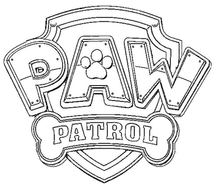 Dog paw patrol logo clipart free vector transparent stock Dog paw patrol logo clipart free - ClipartFest vector transparent stock