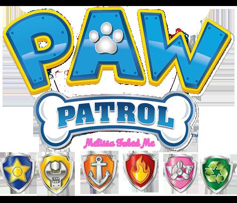 Dog paw patrol logo clipart free vector transparent download Paw patrol logo clipart - ClipartFest vector transparent download