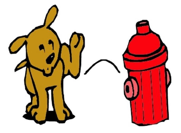 Dog peeing on a tent clipart clip black and white download Download dog peeing on fire hydrant clipart Dalmatian dog Urination ... clip black and white download