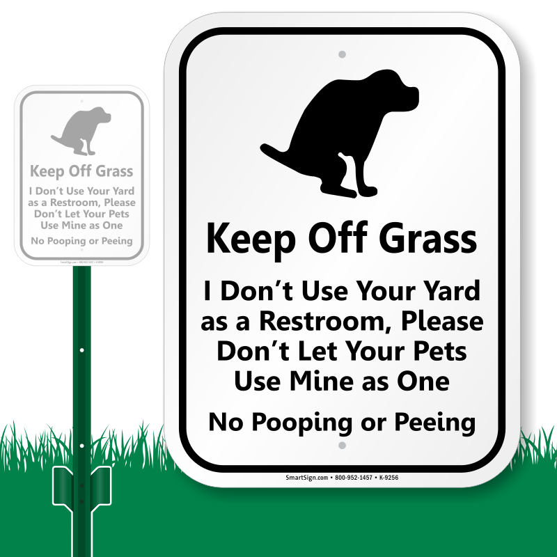 No dog poop clipart free image free Humorous Dog Poop Signs - Funny Dog Poop Signs image free