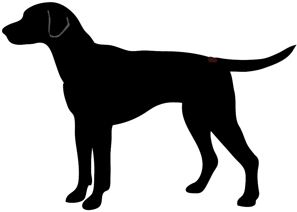 Dog silhouette clip art black and white svg free Dog silhouette clip art black and white - ClipartFest svg free