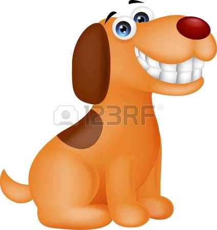 Dog smiling clipart with hearts free download 14,194 Dog Smiling Stock Vector Illustration And Royalty Free Dog ... free download