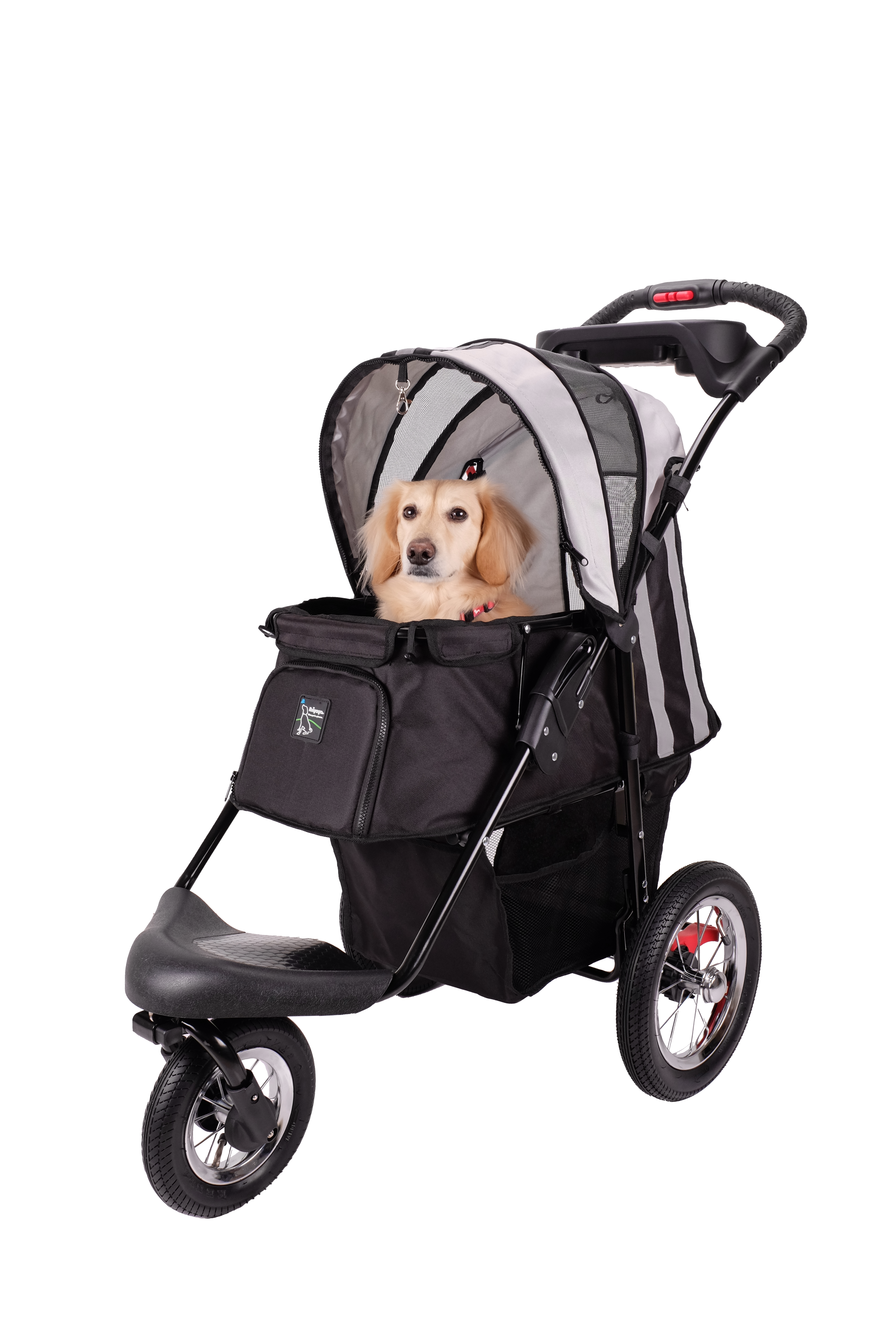 Dog stroller clipart picture black and white library dog stroller | picture black and white library