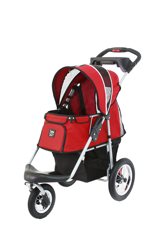 Dog stroller clipart vector stock dog stroller | vector stock