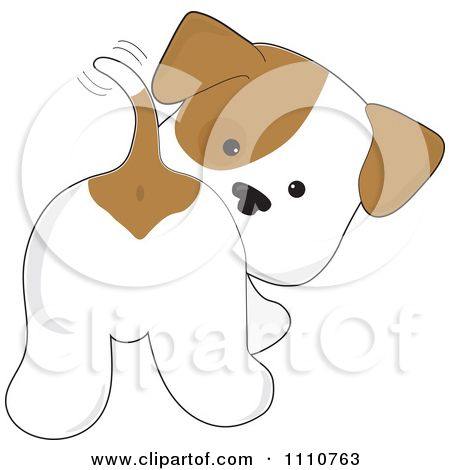 Dog tail clipart picture transparent download Clip Art Puppy Dog Tails Clipart - Clipart Kid picture transparent download