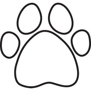 Dog tail clipart picture freeuse library Dog tail clipart black and white - ClipartFest picture freeuse library
