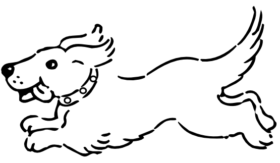 Dog tail clipart black and white. Clip art panda free