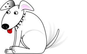 Dog tail wag clipart. Clipartfest cartoon wagging clip