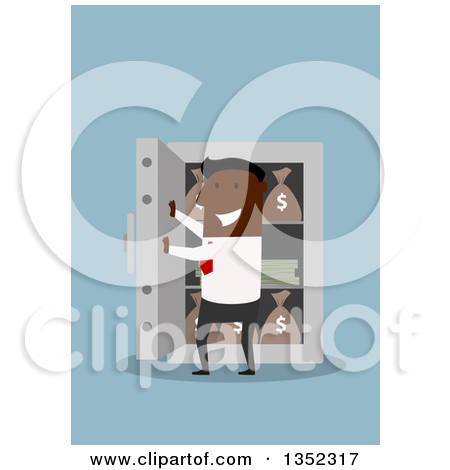 Dog vault clipart image download Clipart of a Black and White Sketched Safe and Bullion Gold Bars ... image download
