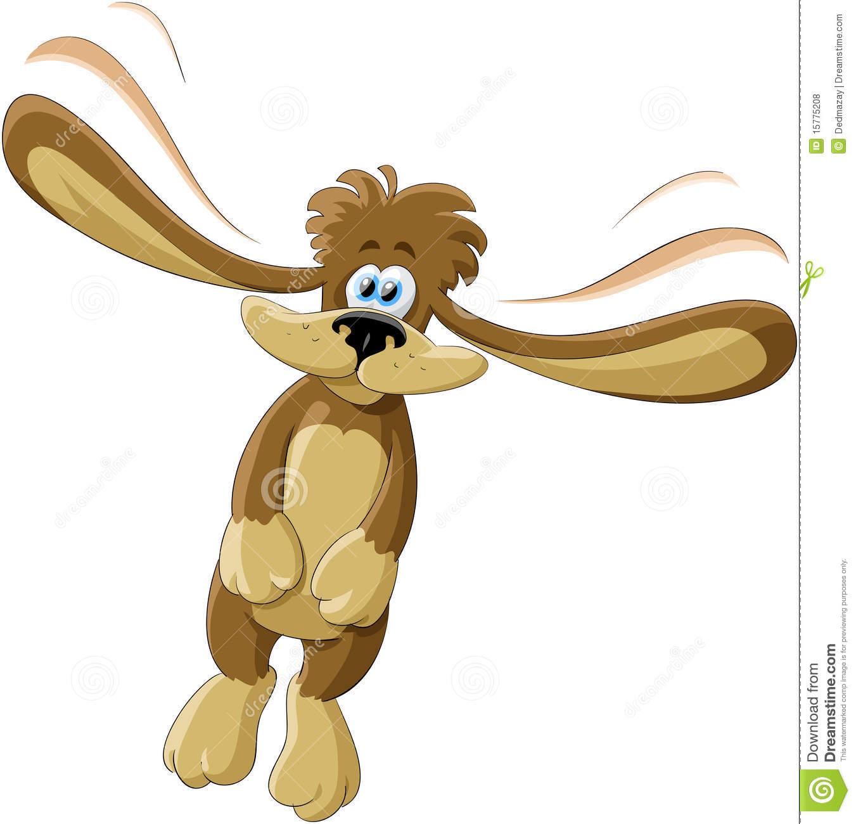 Dog with big ear clipart jpg free Cute Dog Big Ears Stock Illustrations – 165 Cute Dog Big Ears ... jpg free