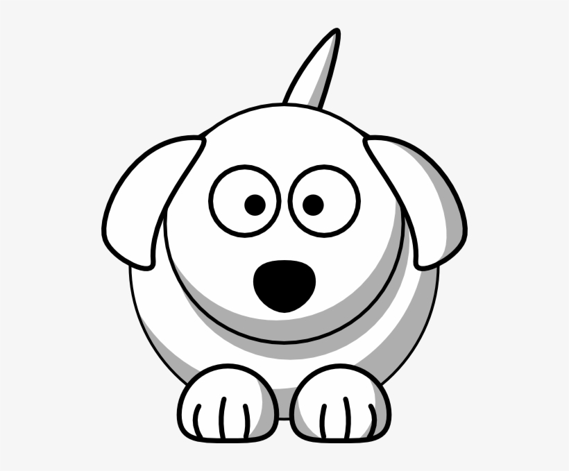 Dog with scarf clipart black and white image library Dog Face Clipart - Dog Clipart Black And White Png Transparent PNG ... image library