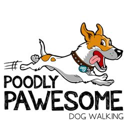 Dog yelp clipart image transparent library Poodly Pawesome - 10 Photos & 11 Reviews - Dog Walkers - Avondale ... image transparent library