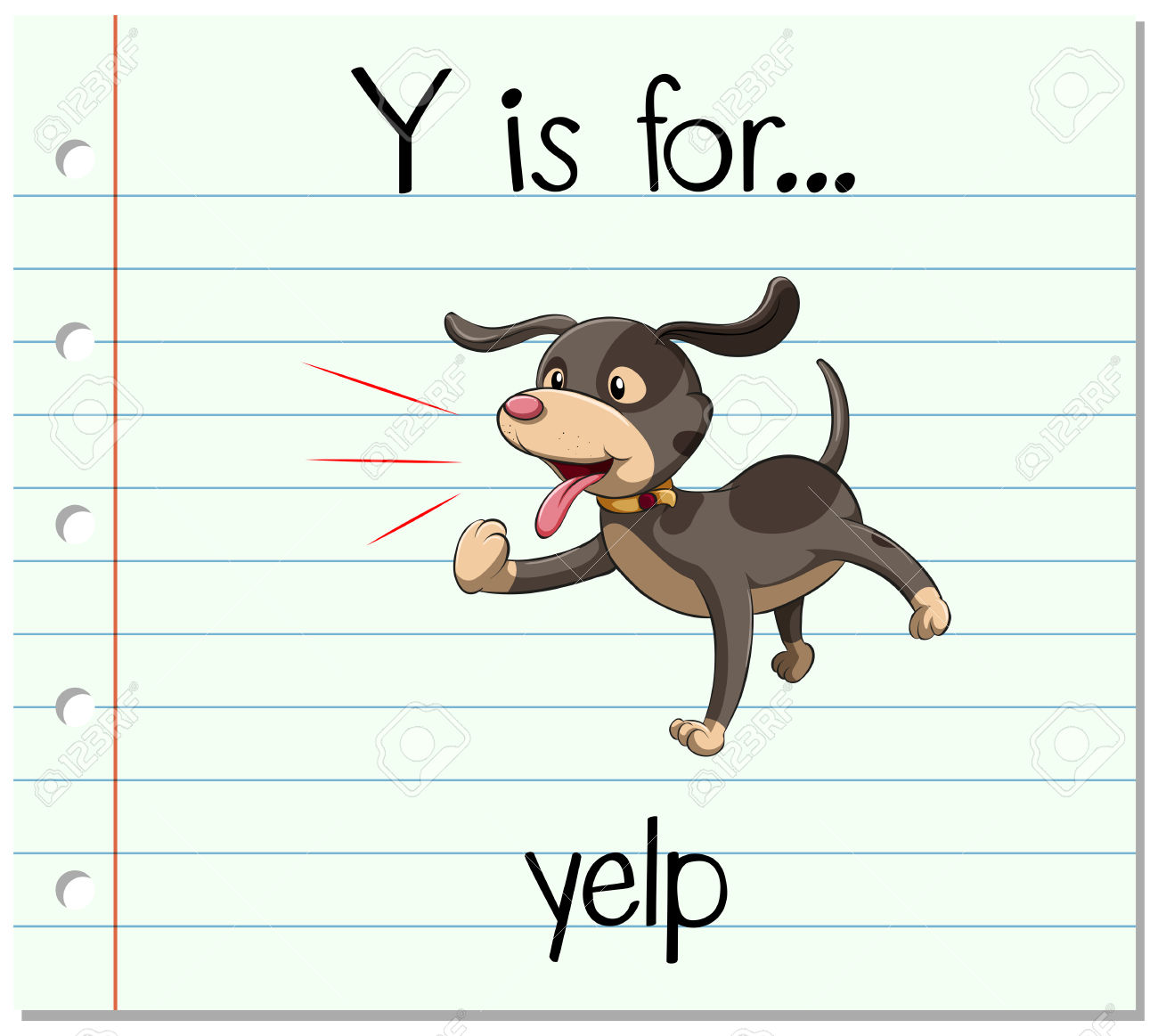 Dog yelp clipart graphic free download Dog yelp clipart - ClipartFest graphic free download
