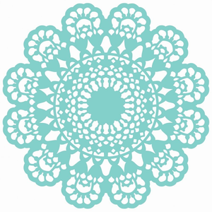 Doily clipart jpg download Lace Doily Clipart | Free Images at Clker.com - vector clip art ... jpg download