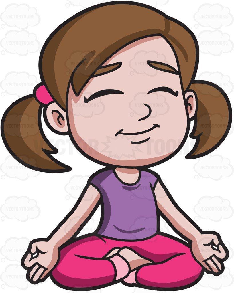 Doing yoga clipart png transparent Kids doing yoga clipart 8 » Clipart Portal png transparent
