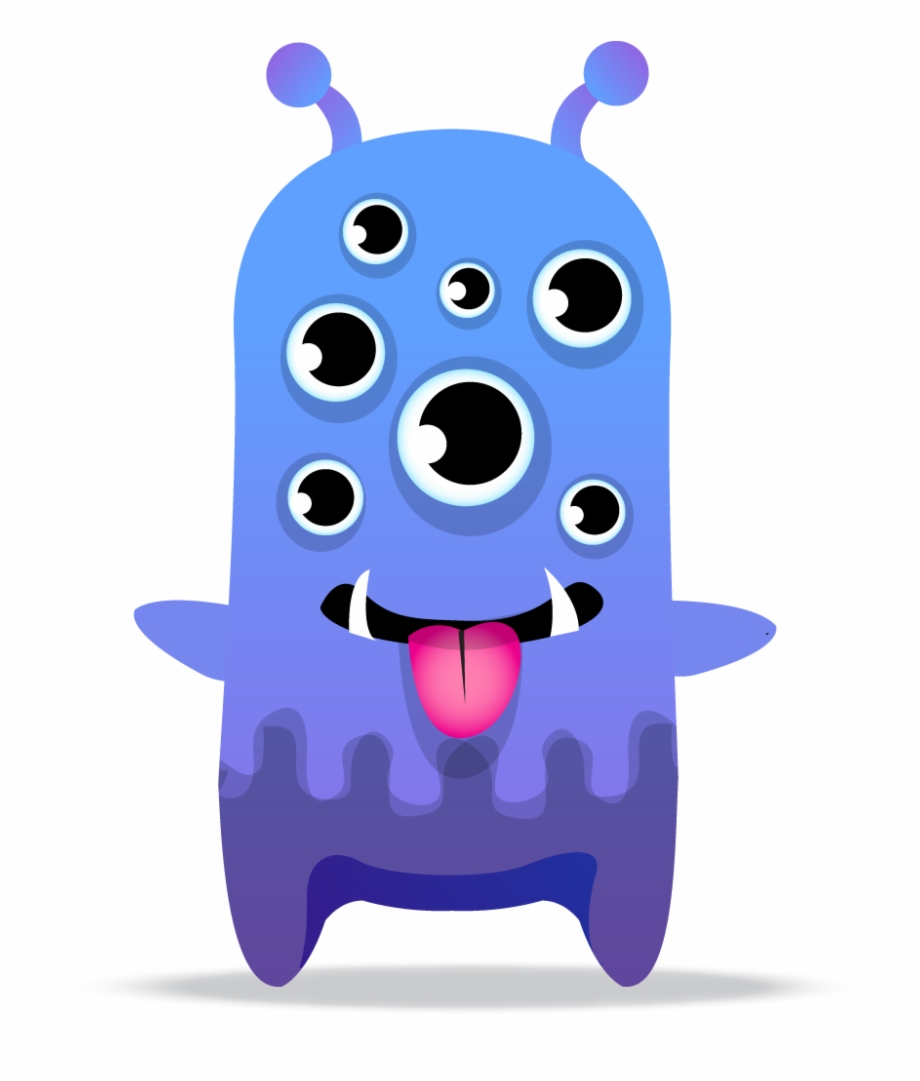 Dojo monsters clipart clipart Dojo Monster Cliparts - Blue Class Dojo Monsters Free PNG Images ... clipart