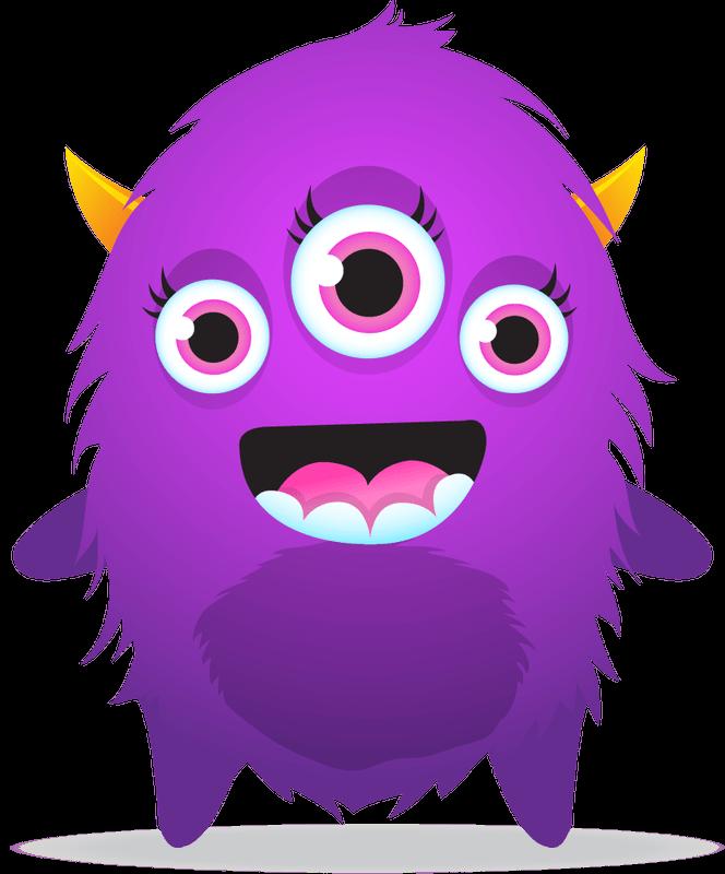 Dojo monsters clipart banner library Dojo Monster Cliparts - Cliparts Zone banner library