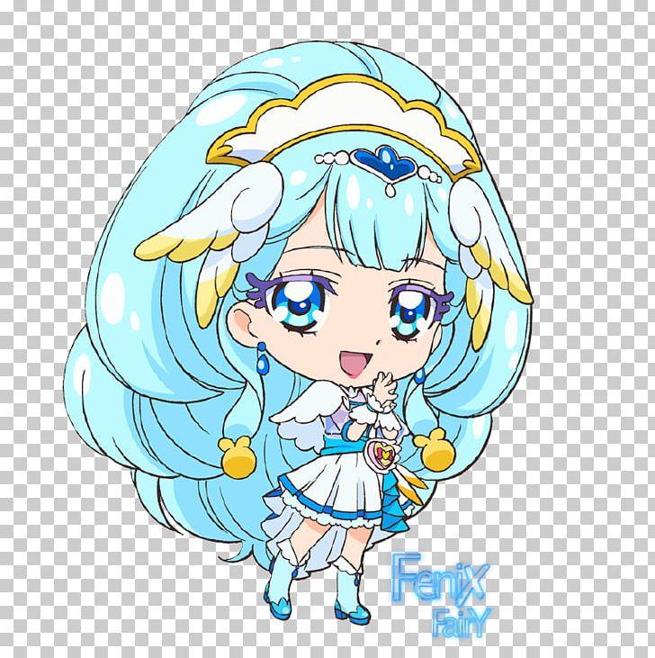 Doki doki precure clipart freeuse stock Pretty Cure Chibi Magical Girl Anime Sailor Moon PNG, Clipart, Art ... freeuse stock