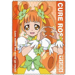 Doki doki precure clipart jpg library Dokidoki! PreCure Cure Rosetta Cleaner Cloth (Anime Toy ... jpg library