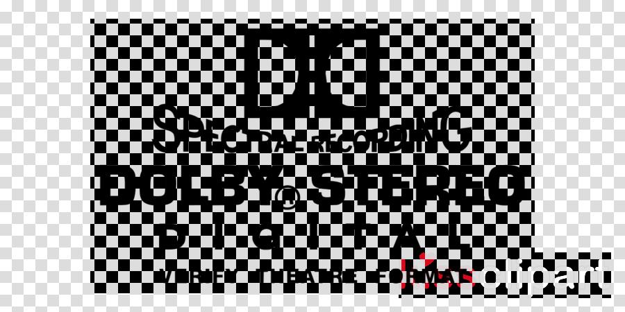 Dolby digital logo clipart svg stock White Background clipart - Film, Text, Font, transparent clip art svg stock