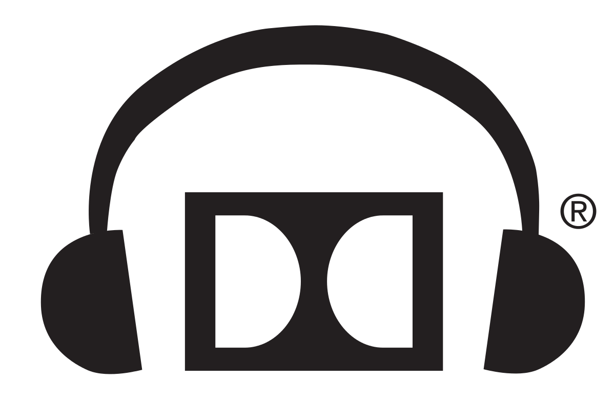 Dolby digital plus clipart jpg black and white download Dolby Headphone - Wikipedia jpg black and white download