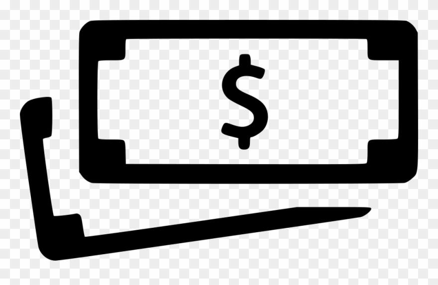 Dollar bill clipart png free download Dollar Bill Comments - Icon Clipart (#1439417) - PinClipart free download
