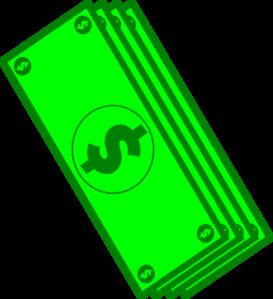 Dollar bill clipart png graphic royalty free Dollar Bills Clip Art at Clker.com - vector clip art online, royalty ... graphic royalty free