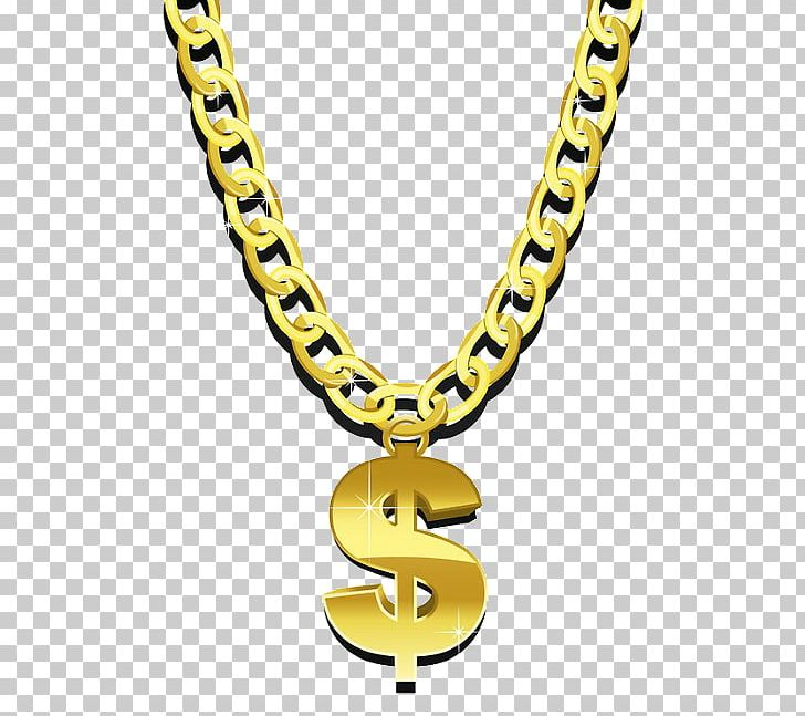 Dollar necklace clipart graphic freeuse Bib T-shirt Gold Necklace Chain PNG, Clipart, Bib, Body Jewelry ... graphic freeuse