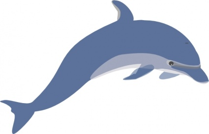 Jumping dolphin clipart jpg freeuse Jumping Dolphin Clip Art | Clipart Panda - Free Clipart Images jpg freeuse