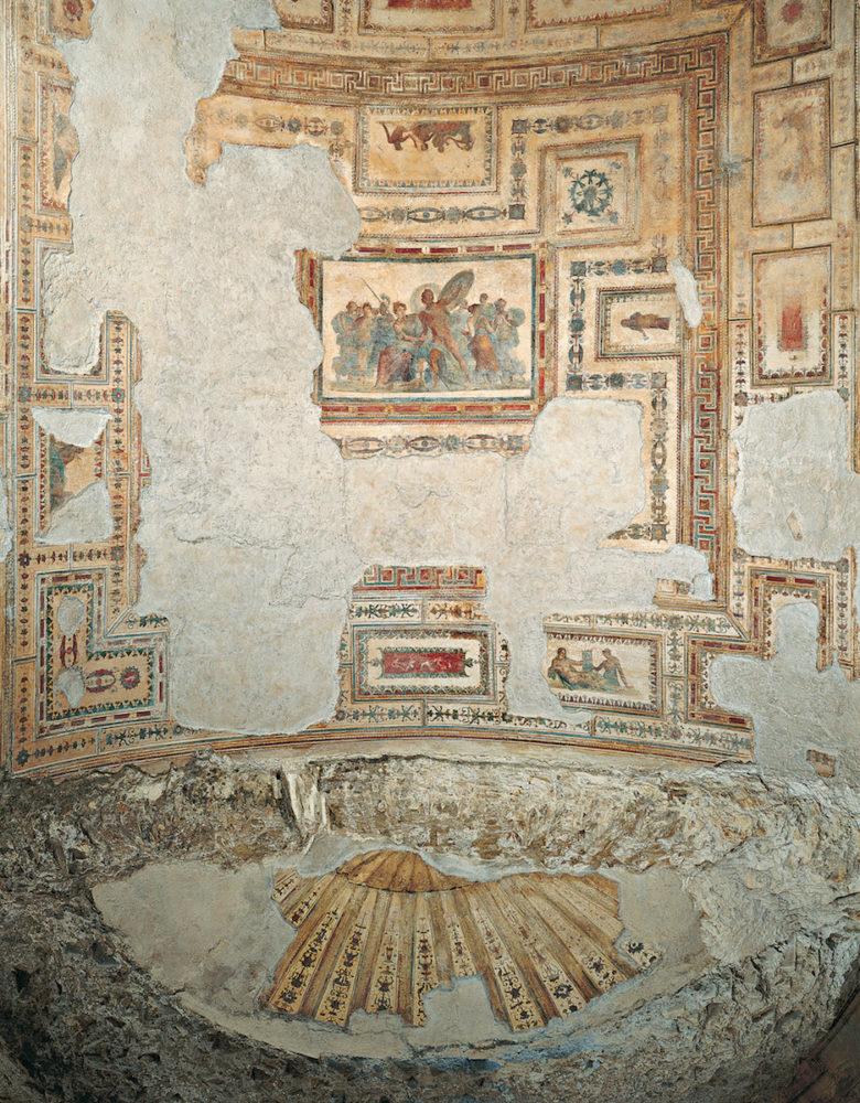 Domus aurea clipart clip royalty free stock The Domus Aurea - Parco archeologico del Colosseo clip royalty free stock